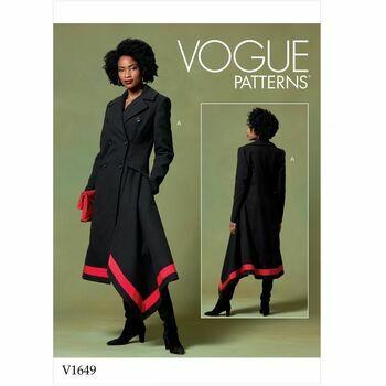 Vogue pattern V1649