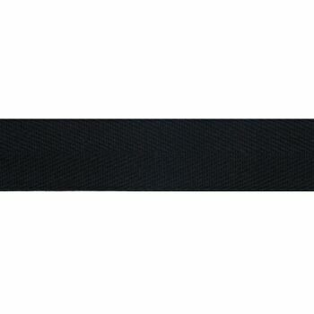 Groves Premium Quality Cotton Tape (6mm) - Black