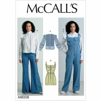 McCalls pattern M8008