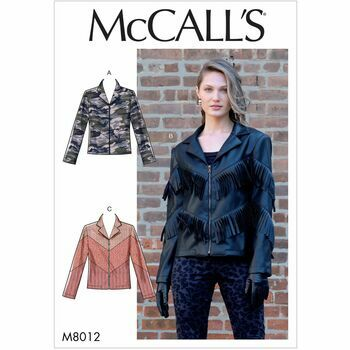 McCalls pattern M8012