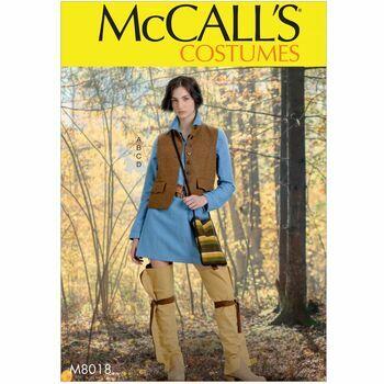 McCalls pattern M8018