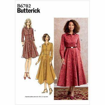 Butterick pattern B6702