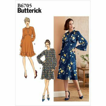 Butterick pattern B6705