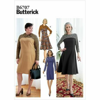 Butterick pattern B6707