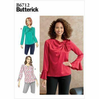 Butterick pattern B6712