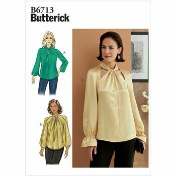Butterick pattern B6713