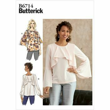 Butterick pattern B6714