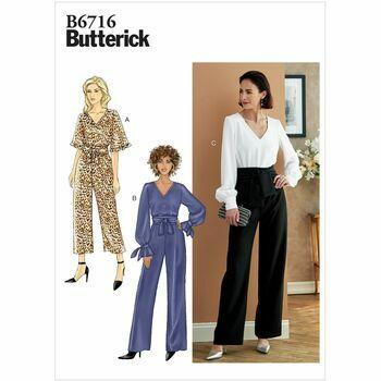 Butterick pattern B6716