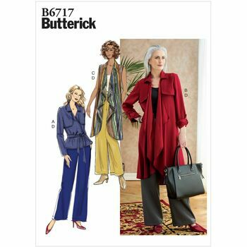 Butterick pattern B6717