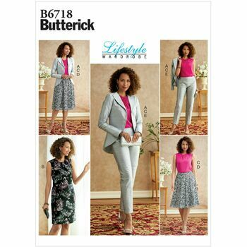 Butterick pattern B6718