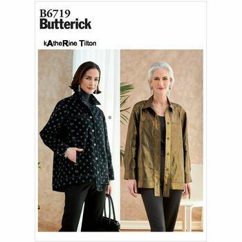 Butterick pattern B6719