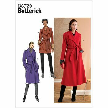 Butterick pattern B6720