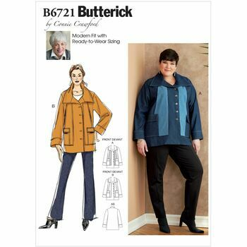 Butterick pattern B6721