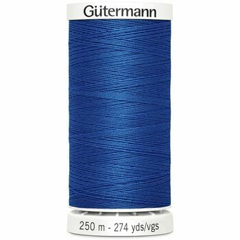 Gutermann Blue Sew-All Thread: 250m (322)