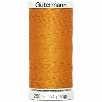 Gutermann Orange Sew-All Thread: 250m (350)
