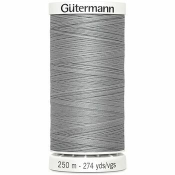 Gutermann Grey Sew-All Thread: 250m (38)