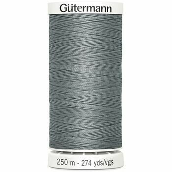 Gutermann Grey Sew-All Thread: 250m (40)