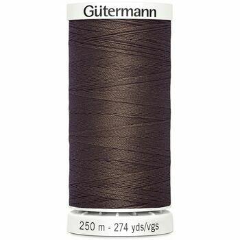 Gutermann Brown Sew-All Thread: 250m (446)