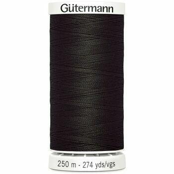 Gutermann Brown Sew-All Thread: 250m (697)