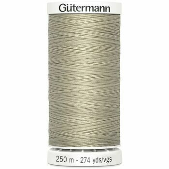 Gutermann Beige Sew-All Thread: 250m (722)