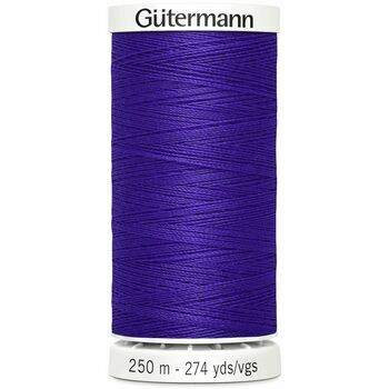 Gutermann Purple Sew-All Thread: 250m (810)