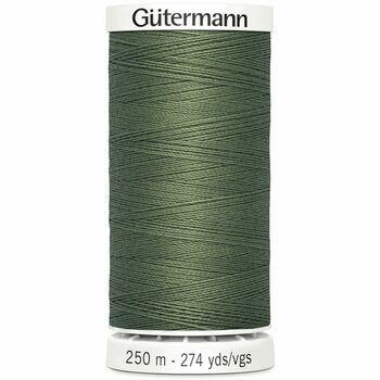 Gutermann Green Sew-All Thread: 250m (824)