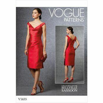 Vogue pattern V1655