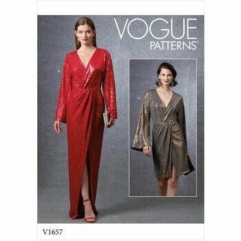 Vogue pattern V1657