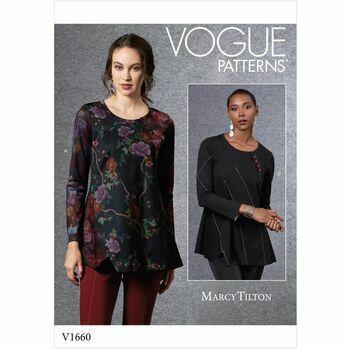 Vogue pattern V1660
