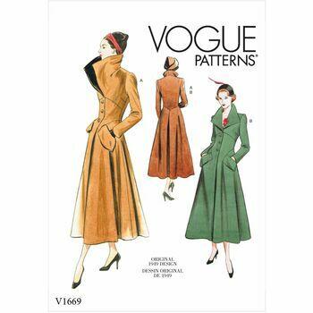 Vogue pattern V1669