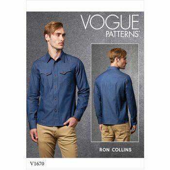 Vogue pattern V1670