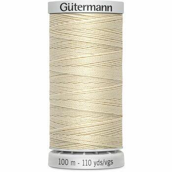 Gutermann Beige Upholstery Extra Strong Thread - 100m (169)