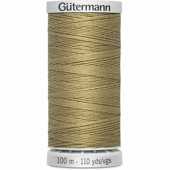 Gutermann Beige Extra Strong Upholstery Thread - 100m (265)