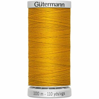 Gutermann Orange Extra Strong Upholstery Thread - 100m (362)