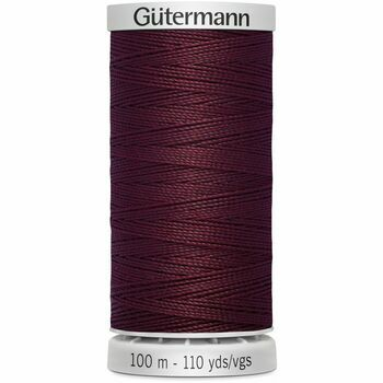 Gutermann Red Extra Strong Upholstery Thread - 100m (369)