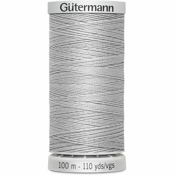 Gutermann Grey Extra Strong Upholstery Thread - 100m (38)