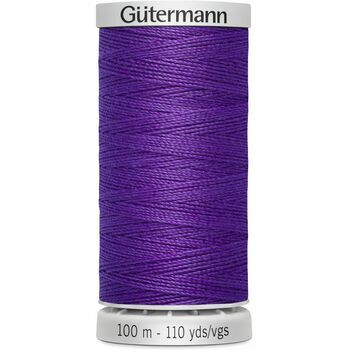 Gutermann Purple Extra Strong Upholstery Thread - 100m (392)
