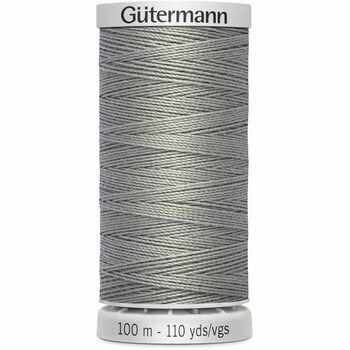 Gutermann Grey Extra Strong Upholstery Thread - 100m (40)