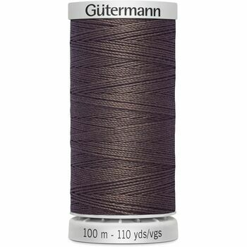 Gutermann Brown Extra Strong Upholstery Thread - 100m (423)
