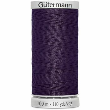 Gutermann Purple Extra Strong Upholstery Thread - 100m (512)
