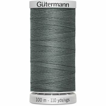 Gutermann Grey Extra Strong Upholstery Thread - 100m (701)