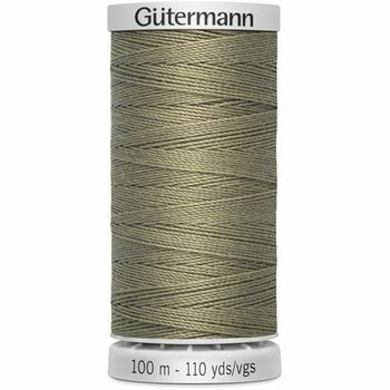 Gutermann Beige Extra Strong Upholstery Thread - 100m (724)