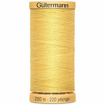 Gutermann Tacking / Basting Thread: 200m: Colour 758