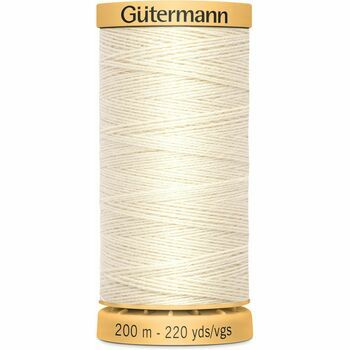 Gutermann Tacking / Basting Thread: 200m: Colour 919