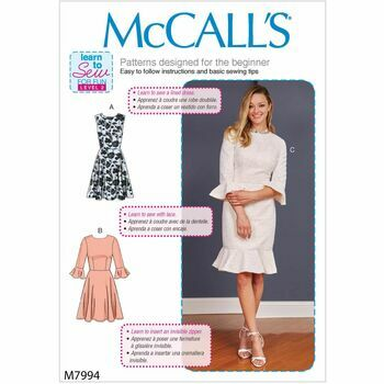 McCalls pattern M7994