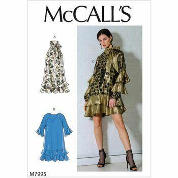 McCalls pattern M7995