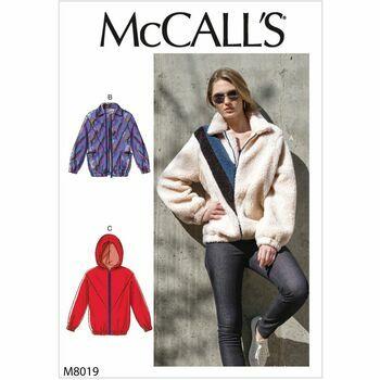 McCalls pattern M8019