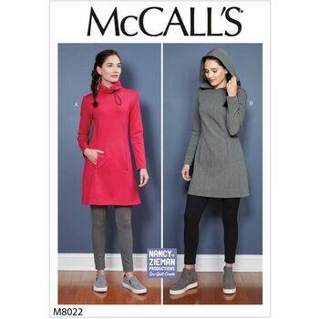 McCalls pattern M8022