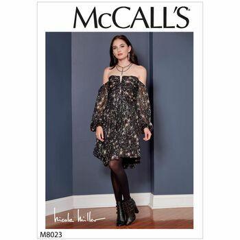 McCalls pattern M8023