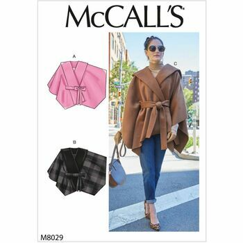 McCalls pattern M8029